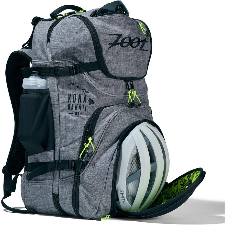Zoot Ultra Tri Bolsa, canvas gray